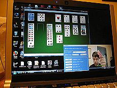 Camspace: un pc con webcam e la bottiglia diventa joystick