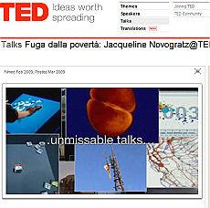 TED, video-idee che meritano adesso sono anche in italiano
