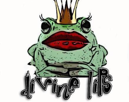 logo divine lips