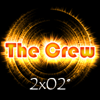 The Crew Logo Seconda Serie Seconda Puntata