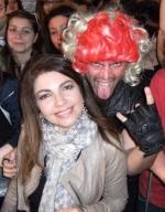 Cristina D'Avena e la Bestia