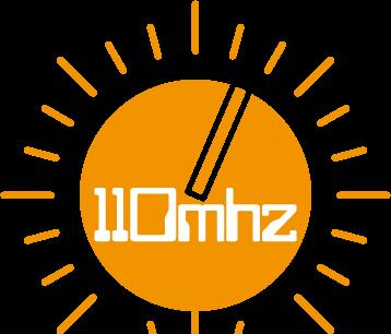 Logo 110Mhz