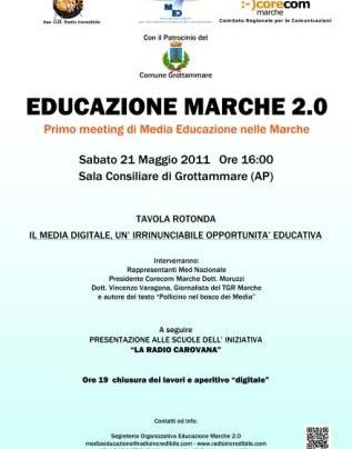 educazione marche