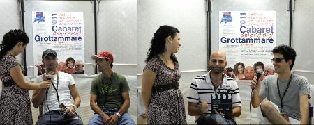 Intervista al duo Max e Scossa, Cacio e Peppe