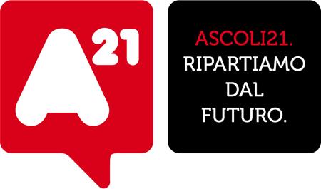Logo Ascoli21 Ripartiamo dal Futuro