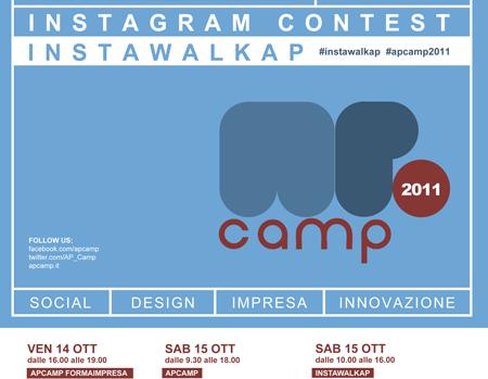 Locandina ApCamp 2011