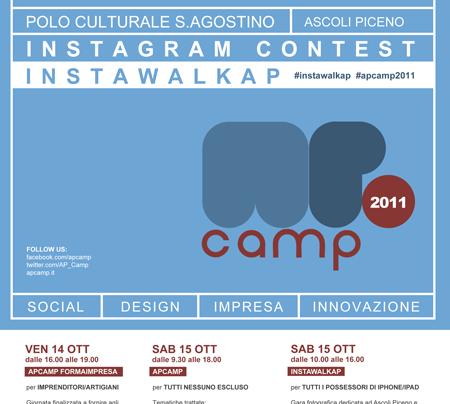 Locandina ApCamp2011