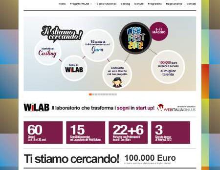 Wilab - WebTalent Show