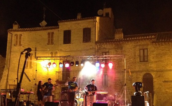 Live Acquaviva Rock Night