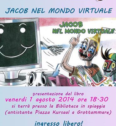 "Locandina evento ""Jacob nel mondo virtuale"""