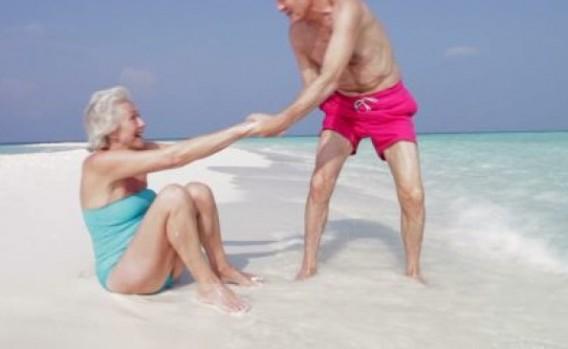 Anziani Mare