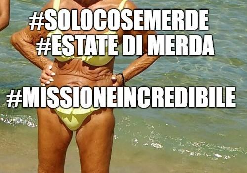 #solocosemerde