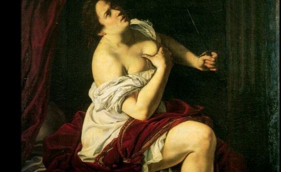 Artemisia Gentileschi - La Morte Di Lucrezia
