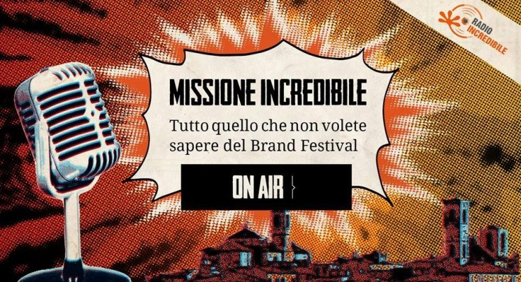 brand festival radio incredibile