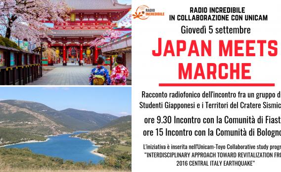 Japan meet marche