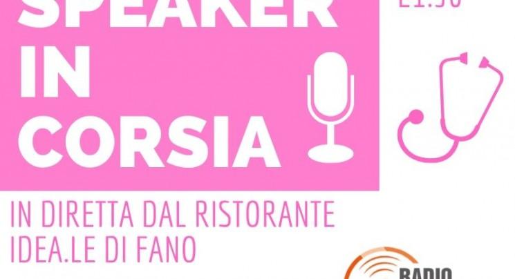 Copy of speaker in corsia