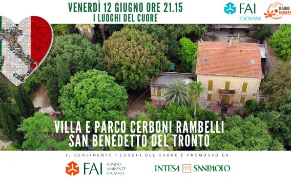 Villa Cerboni Rambelli FAI