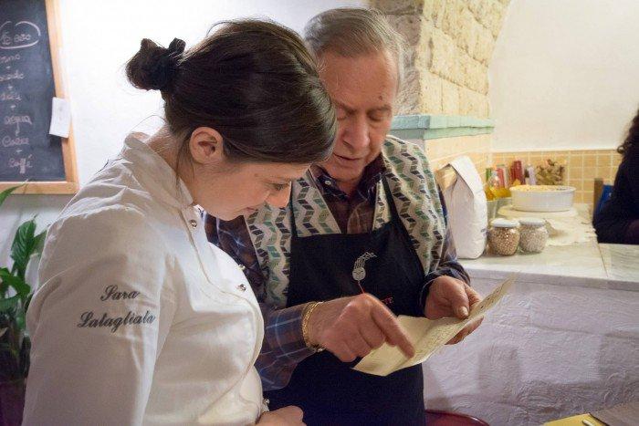 Cucina con Nonno