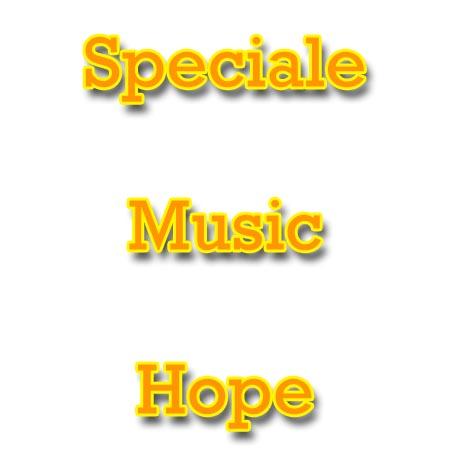Astri Nascenti - Speciale Music Hope 2011