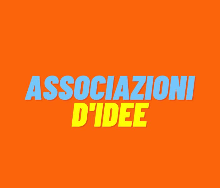 Associazioni d'idee